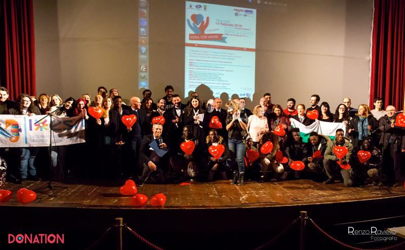 Il nostro 2° compleanno Donation Italia   Solofra Oggi